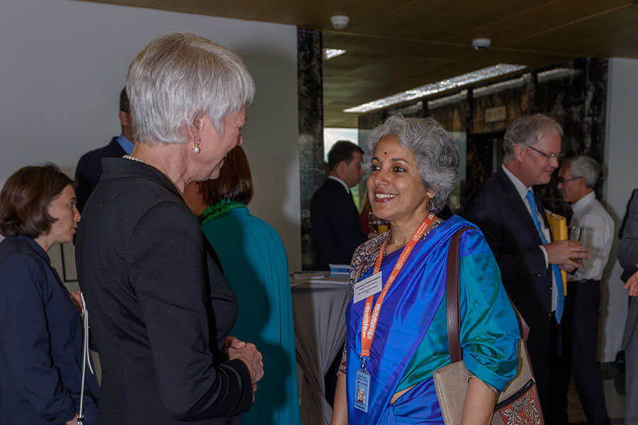 Soumya Swaminathan, Deputy Director-General for Programmes, World Health Organization