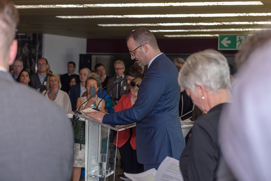 Jens Spahn, German Federal Minister of Health