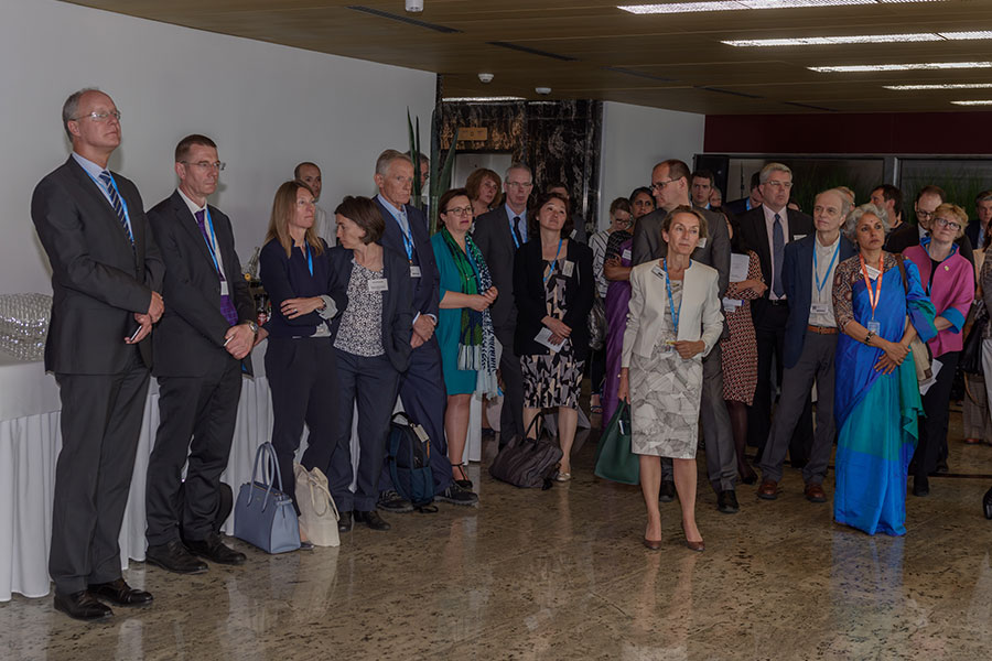 Participants of the Launch Event of the Global AMR R&D Hub
