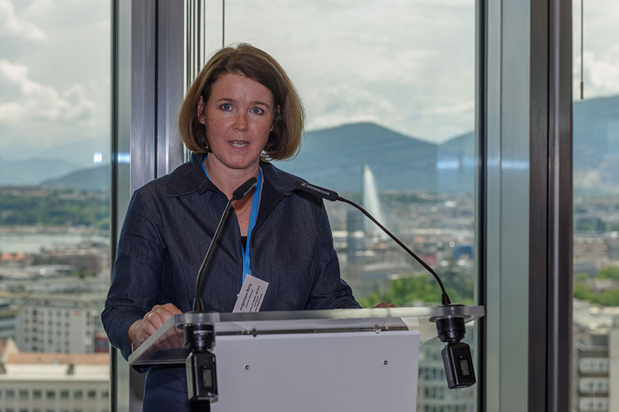 Angelique Berg, Director General, Public Health, Ministry of Health, Welfare and Sport