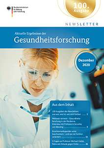 Newsletter 100 Titelblatt