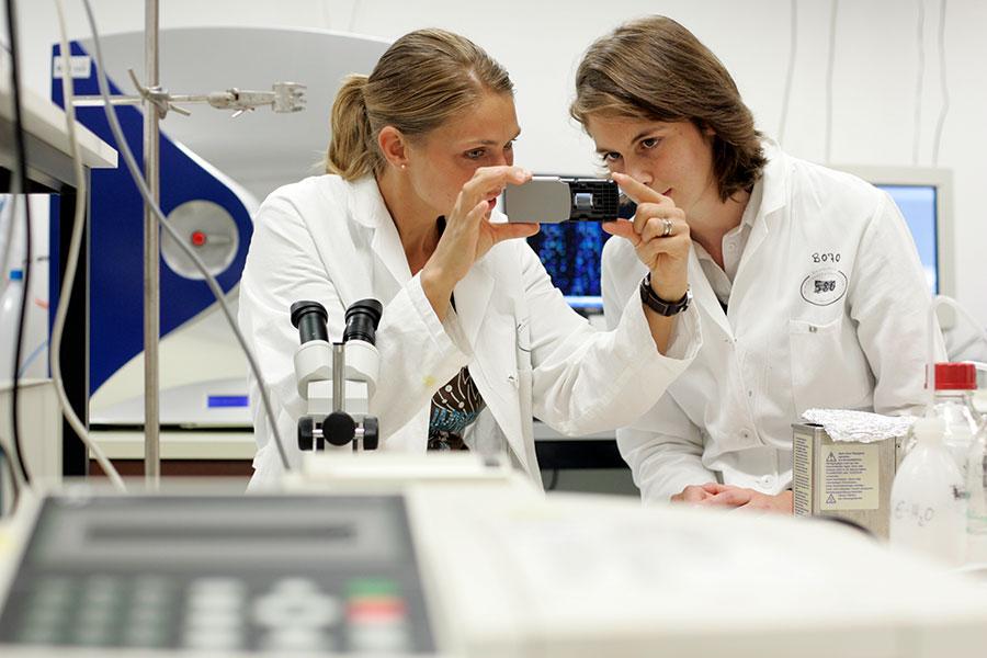 Wissenschaftlerinnen