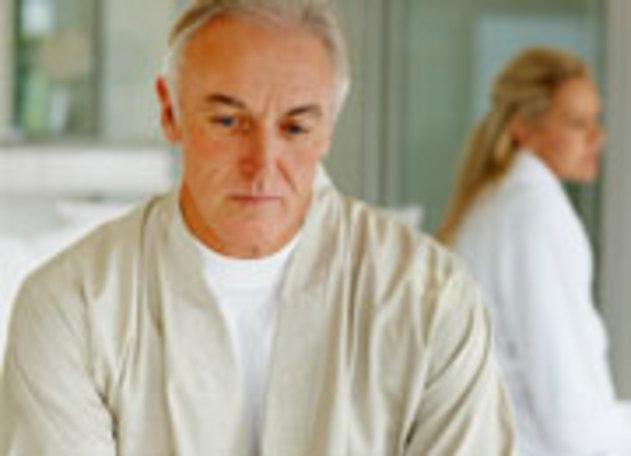 Männer sind oft von sexuellen funktionsstörungen betroffen